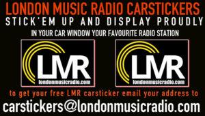 Free LMR Car Sticker!