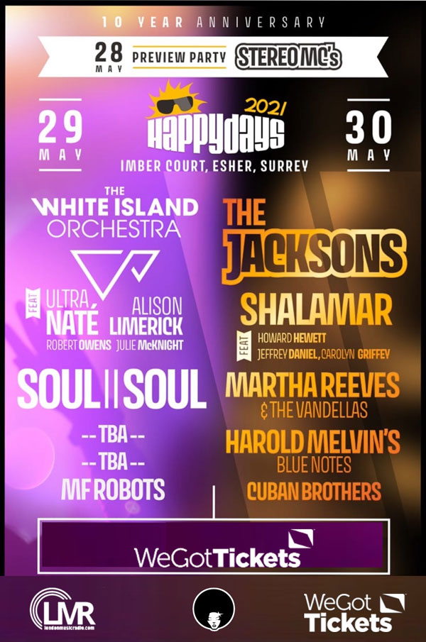 Happy-Days-Festival,-London-Music-Radio-2021