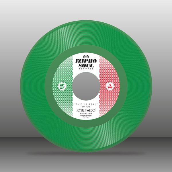 JOSIE-FALBO.-Green-vinyl-image