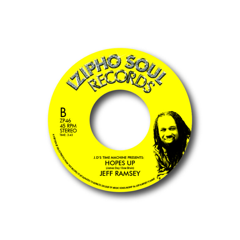 Label Jeff Ramsey B
