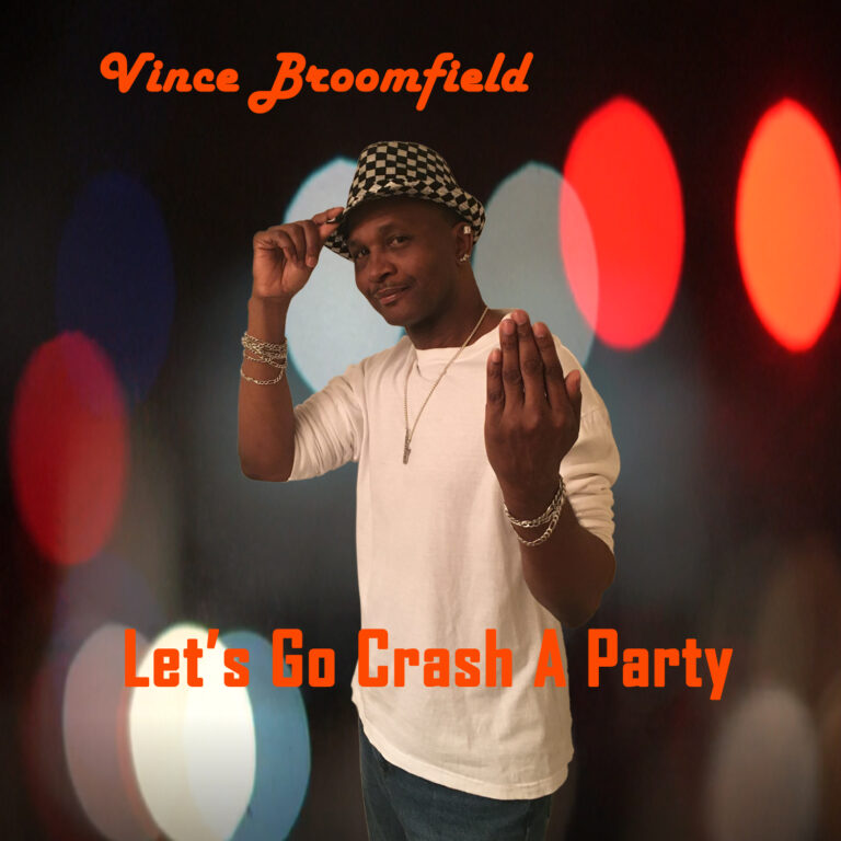 Let's Go Crash A Party cd cover