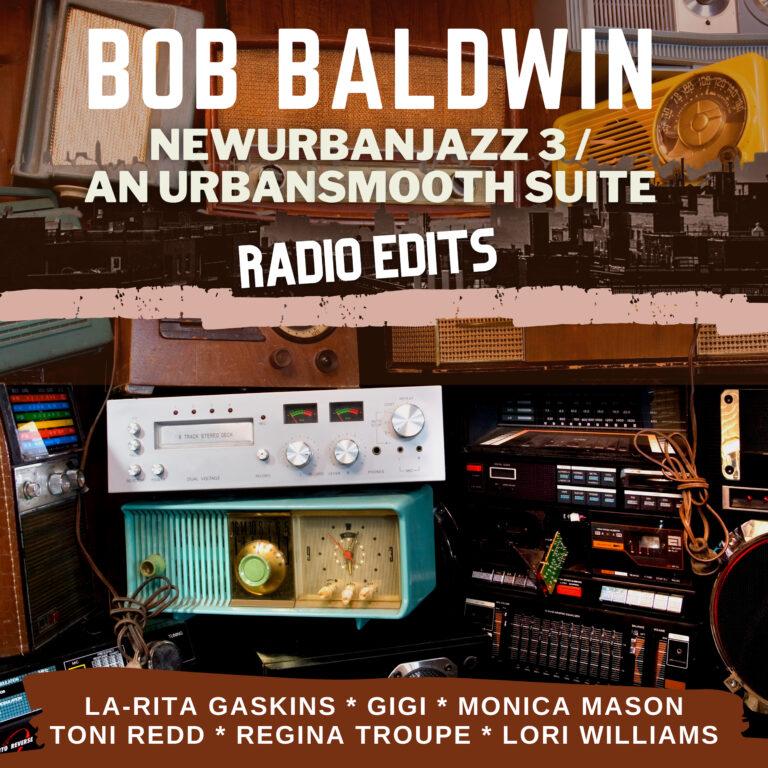 NewUrbanJazz 3 - An UrbanSmooth Suite - Radio Ready1 2