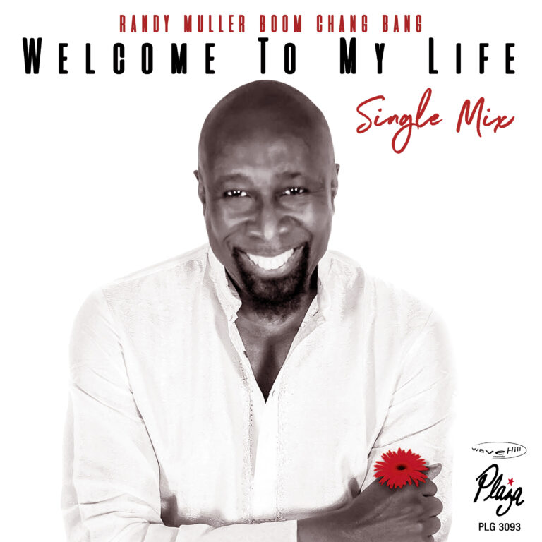 PLG 3093_Welcome to My Life_Single Mix_Cov FINAL (1)