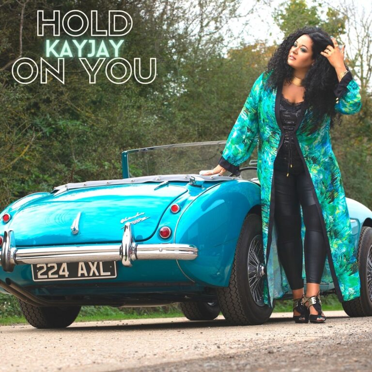 Single Cover - Hold On You - KayJay - Edited