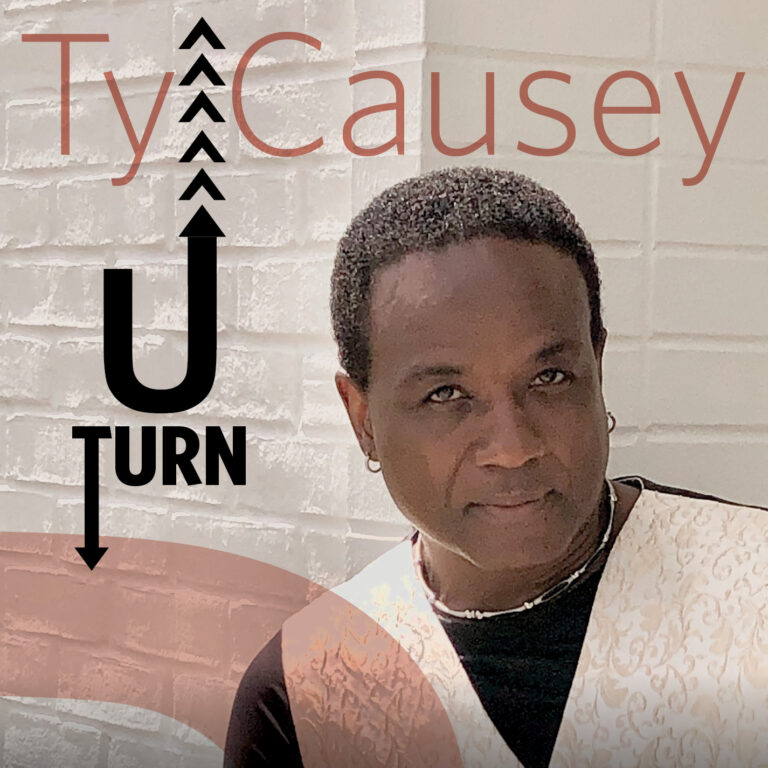 Ty Causey_UTurn Cover_Digital